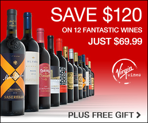12 Bottles of Wine for only $69 plus a free gift!
